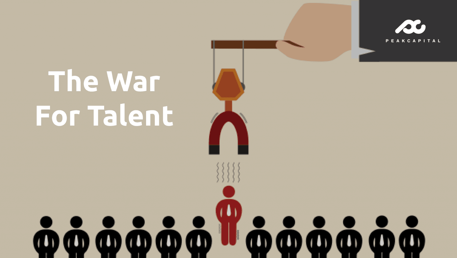 8 learnings on 'the war for talent' from Peak Capital's Founder Sessions