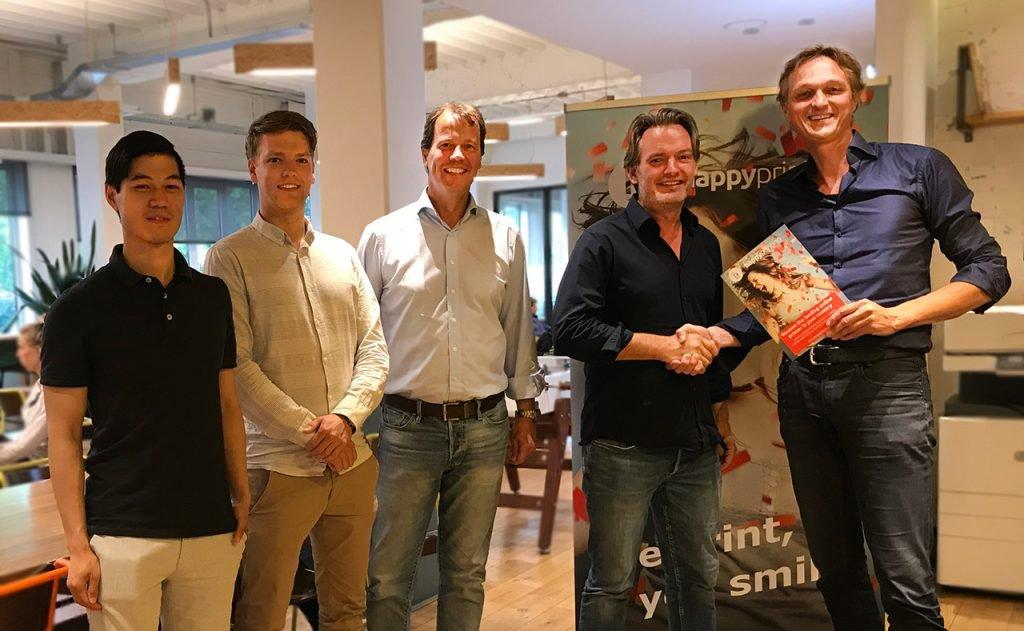 Peak Capital invests EUR 450,000 in Happyprinting