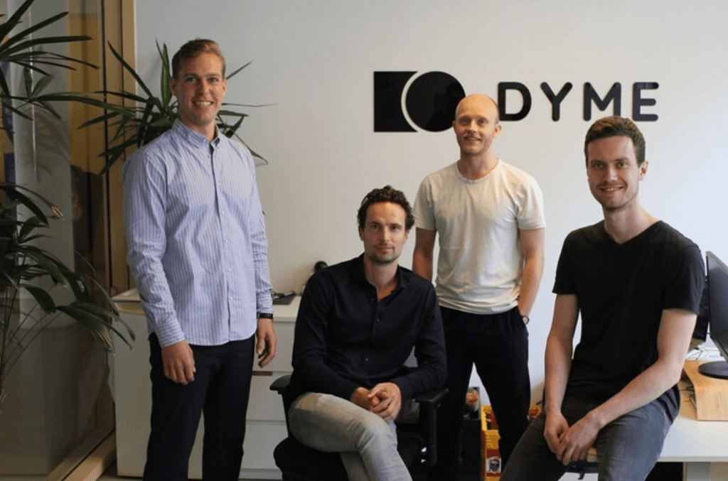 Dutch Fintech start-up Dyme announces investment from Peak Capital IV's new 66M fund