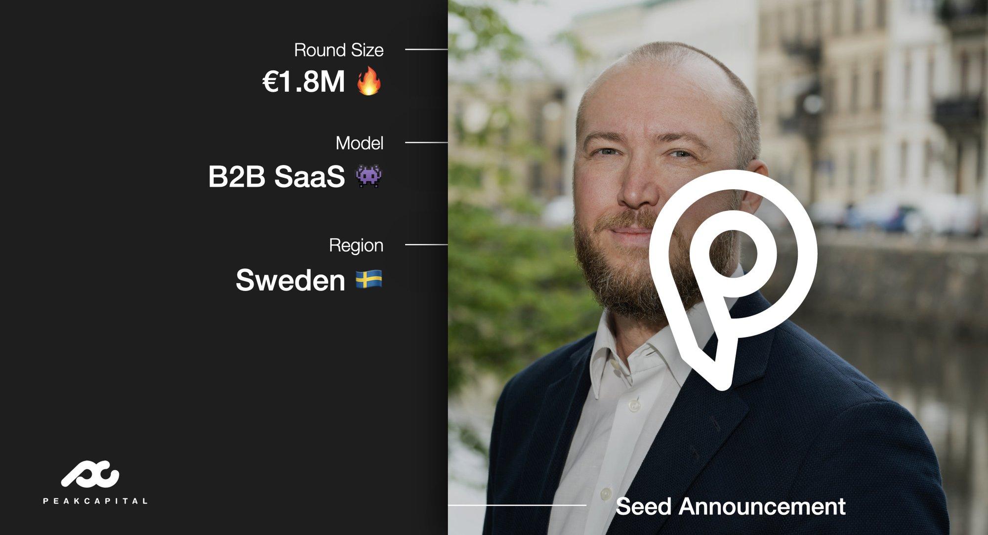 Peak Capital invests €1.8M in Swedish legaltech platform Precisely
