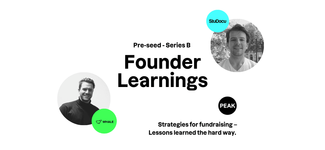 Founders learnings on raising Venture Capital from Series Seed to Series B